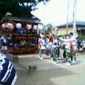 町内のお祭り、その1