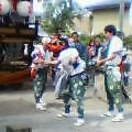 町内のお祭り、その2