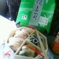 新潟名産の駅弁「小鯛寿司」