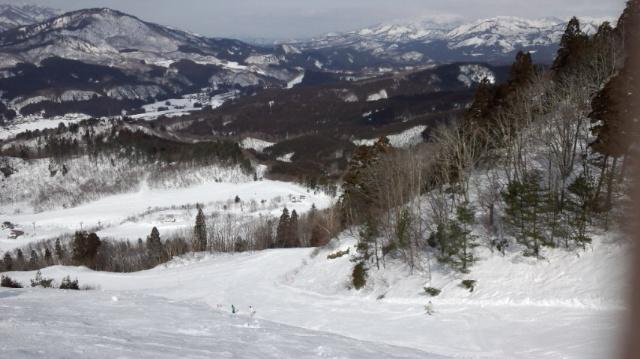 三川スキー場
