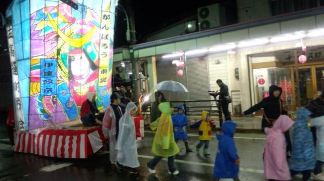 佐和田のお祭り