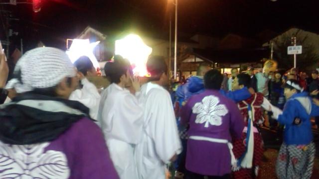 佐和田のお祭り〜聞くと見るは大違い
