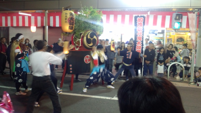 両津夷祭り