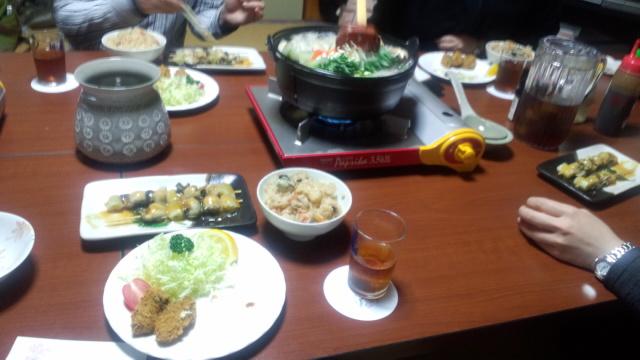 うまい!かき料理「進栄」
