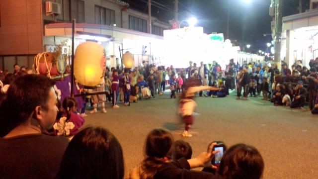 河原田のお祭り